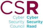 Logo Cyber Security Raad (CSR)