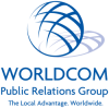 Logo Worldcom Public Relations Group
